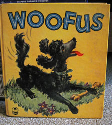 Cover of Woofus