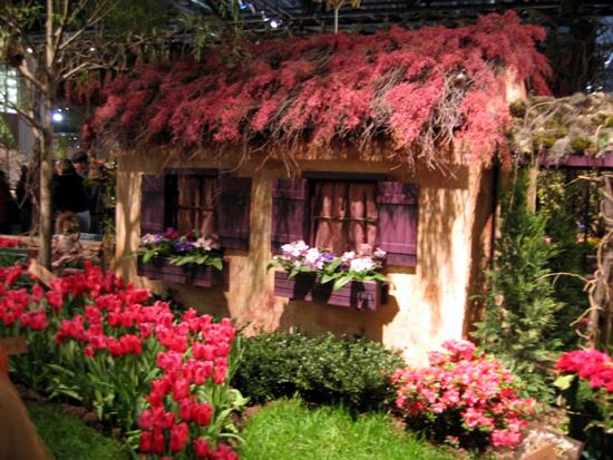 Flower Cottage Click To Enlarge